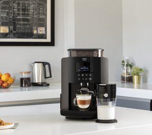 Krups suma la cafetera espresso Arabica Latte