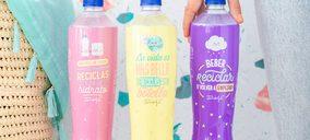 Nestlé Waters presenta su primera botella con plástico reciclado