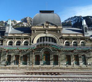 El hotel de la estación de Canfranc tendrá 104 habitaciones