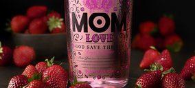 González Byass lanza su segunda gin rosa, MOM Love