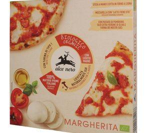 La Finestra introduce la nueva gama de pizzas congeladas de Alce Nero
