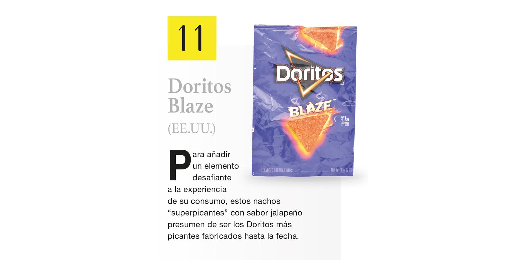 Doritos Blaze (EE.UU.)