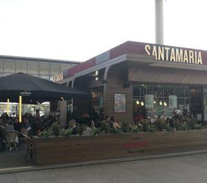 Eat Out Travel abre su segunda taberna Santamaría en el aeropuerto de Málaga