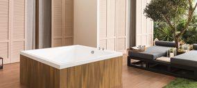 Noken lanza Outside, su nueva colección de bañeras de hidromasaje exteriores