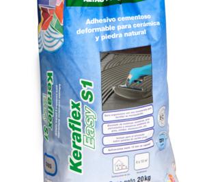 Mapei amplía su gama de adhesivos cementosos