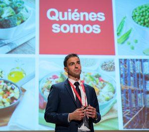 Ángel Castillejo (Congelados de Navarra): Para nuestra actividad es crucial hacer una previsión fiable de la demanda