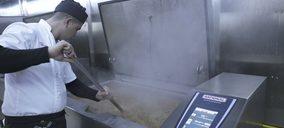 Rational presenta su modelo 'VarioCookingCenter' como ejemplo de operatividad y ahorro energético en las cocinas