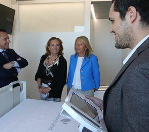 Quirónsalud apuesta por las habitaciones digitales en su ampliación de Marbella