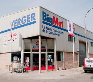 Verger Materials proyecta un nuevo punto de venta