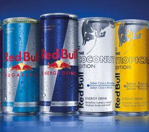 Red Bull repunta en valor y amplía gama con nuevo sabor y una edición especial