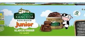 Xanceda posiciona sus helados ecológicos en distribución