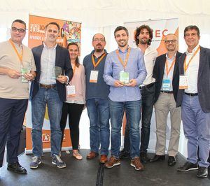 Etygraf, Gáez y Tea Adhesivos, ganadores de los I Premios de Etiquetas AIFEC