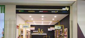 MasMovil abre una tienda multimarca MASlife en Valladolid