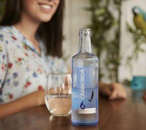Aguas de Cabreiroá crece a dos dígitos y lanza una botella con un 50% de r-pet