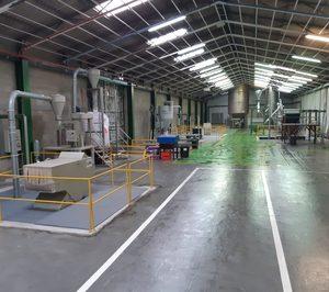 Ribawood abre su nuevo centro de reciclado