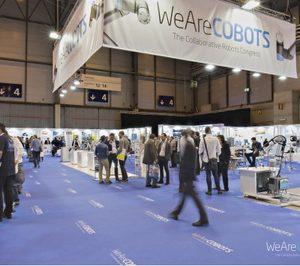 WeAreCobots reúne a 2.000 personas en su primera edición