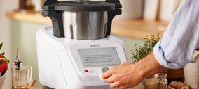 Los robots de cocina conectados acaparan titulares