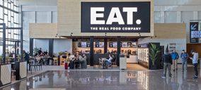 La división travel de Eat Out abre dos locales de la británica Eat. en los aeropuertos de Barcelona y Málaga