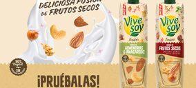 Pascual innova en bebidas vegetales con Vivesoy Fusión