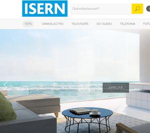 Isern, su nueva tienda, motor de crecimiento