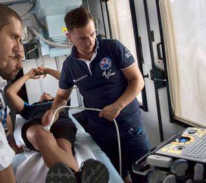 GE Healthcare se alía con Clinica Mobile para mejorar la salud de los pilotos de MotoGP