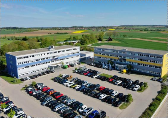 Sede de Varta AG en Dischingen, Alemania
