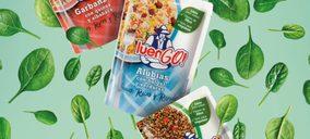 Legumbres Luengo lanza sus primeros platos preparados, dirigidos a un público urbano y saludable