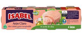 Las primeras latas de atún con el sello 'APR Aenor Conform' llegarán de la mano de 'Isabel' y 'Campos'