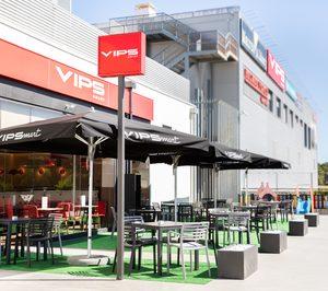 Vips Smart inaugura en el centro comercial 'Montecarmelo' de Madrid