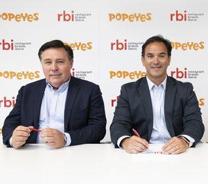RBI traerá a España la marca Popeyes a partir de 2020