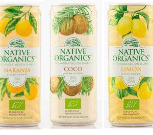 La tendencia eco aterriza en refrescos de la mano de 'Native Organics'