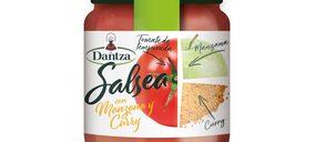Conservas Dantza refuerza su catálogo de salsas con una nueva gama de valor añadido