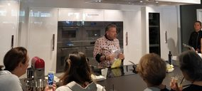 Miele refuerza su posicionamiento en cocina con Alberto Chicote y la Generación 7000