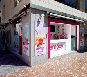 Smöoy alcanza la docena de locales en Alicante