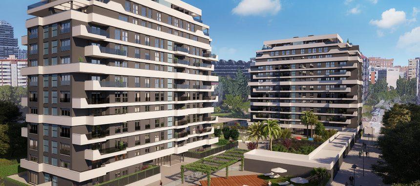 Momentum Real Estate promueve más de 1.400 nuevas viviendas