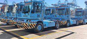 APM Terminals Algeciras renueva y amplía su flota de tractoras