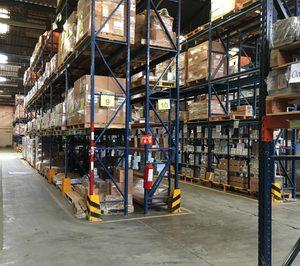Asenga incorpora un almacén y sigue creciendo
