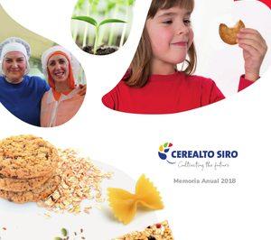 La nueva Cerealto Siro Foods parte de un volumen de negocio de 600 M€