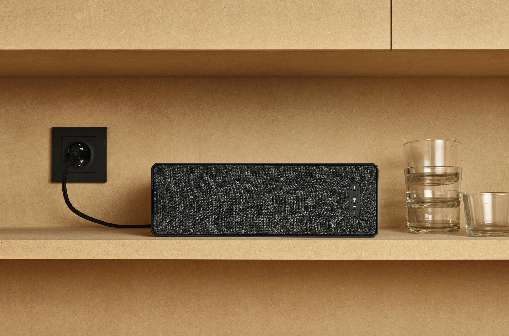 La colaboración entre Ikea y Sonos comenzará a verse en agosto