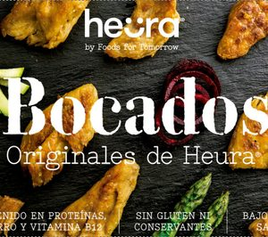 Heura ficha a Casa Westfalia para distribuir su pollo vegetal