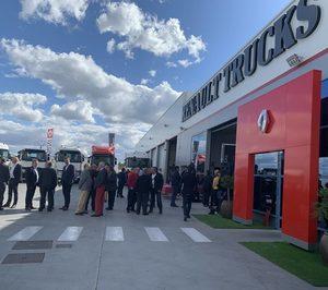 Renault Trucks estrena punto de venta