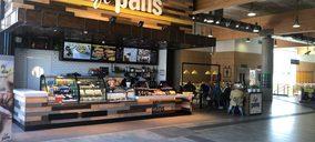 La división travel de Eat Out abrirá un Café Pans en la estación de AVE de Girona