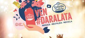 Estrella de Galicia y el programa Cada lata cuenta presentan #daralata