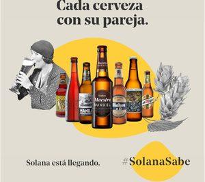 Mahou San Miguel presenta su plataforma online Solana