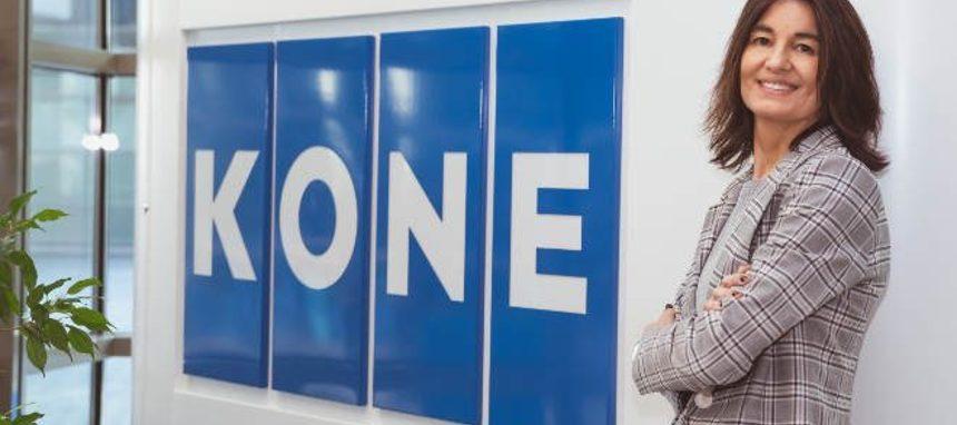 Áurea Gómez dirigirá el área de recursos humanos de Kone en la región EMEA