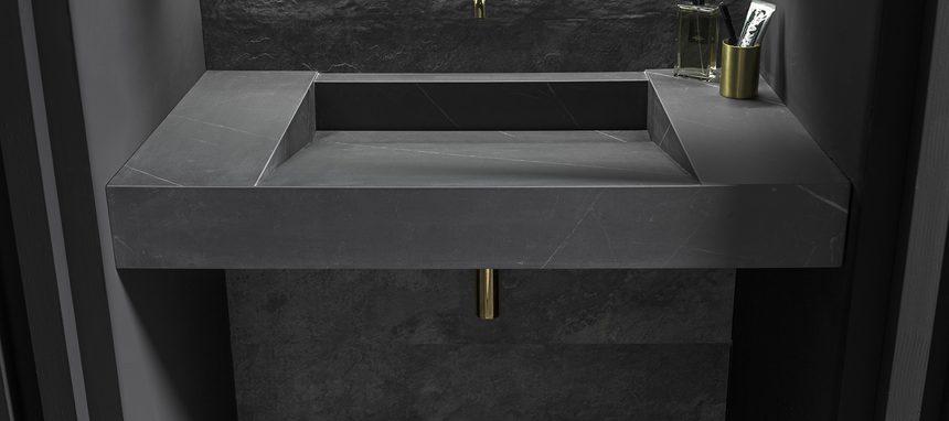Noken presenta la encimera Oxo con lavabo integrado
