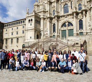 Galicia acoge el viaje de incentivo anual de Activa Lucas