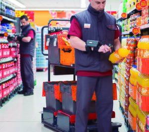 El gasto online en gran consumo en España crece un 9,1%, aunque solo supone un 2,4% del total