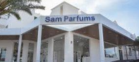 'Sam Parfums' aborda la renovación de una de sus perfumerías en Lanzarote