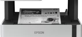Epson completa la gama EcoTank con impresoras monocromo para empresas